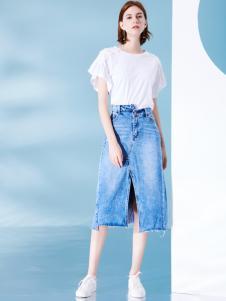 Venvee樊羽女装18夏款时尚套装