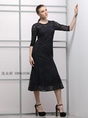 艺梦来女装丨黑色连衣裙的清凉穿法