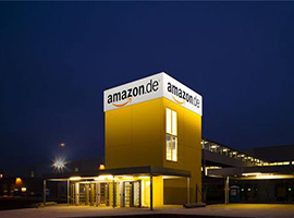 亚马逊密切关注印度市场 拟投70亿美元挑战沃尔玛