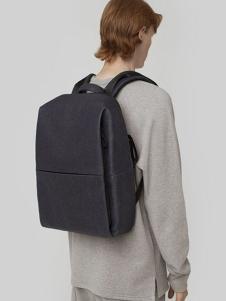 高迪斯奧深灰色大容量電腦雙肩包
