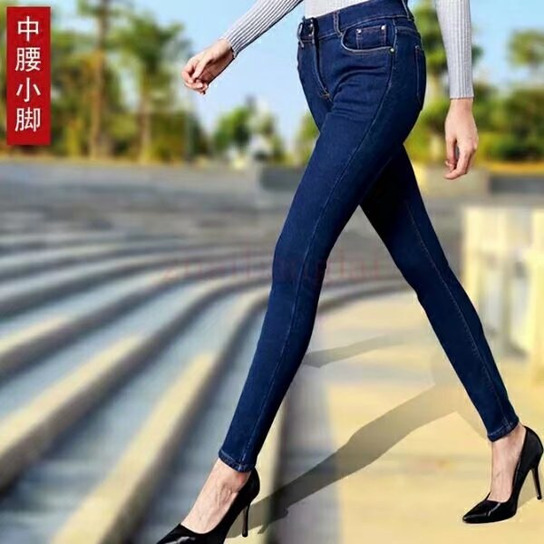 时尚女式牛仔裤批发女装批发
