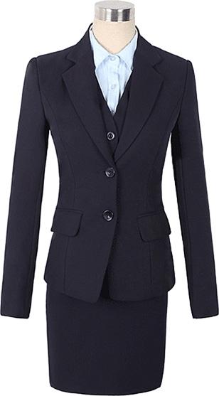 亮丽优惠的女式职业制服职业装供应