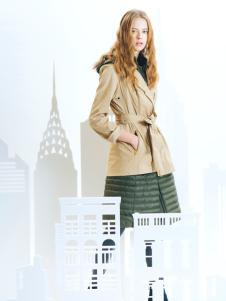 SNOWMAN NEW YORK流行款风衣