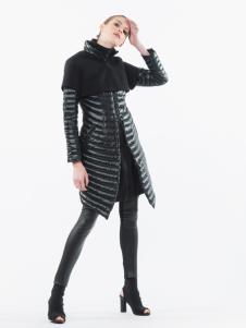 SNOWMAN NEW YORK设计师范羽绒服