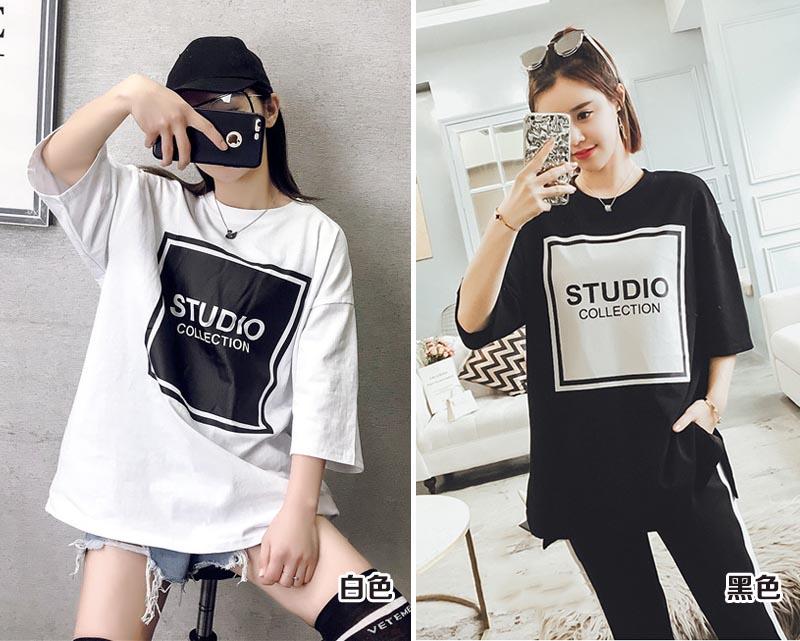 时尚潮流女装T恤供应|女装供应