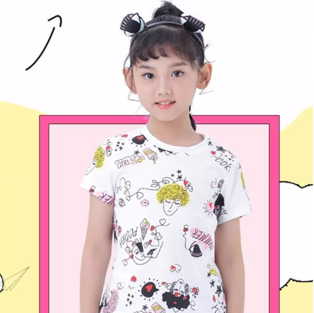 PCORA巴柯拉童装:潮范T恤,承包你一夏天的时髦!