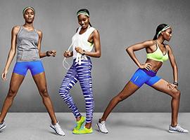运动与快时尚运行发展形势良好 运动时尚迎新机遇