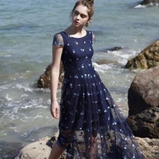 歌贝美女装尽显时尚魅力,成就美韵经典歌贝美女装招商