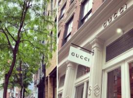 榜单| Gucci新目标 :年销售额百亿欧元