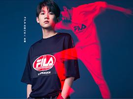 王源担任FILA品牌代言人 表明年轻消费者市场尝试与野心