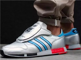 Bosst鞋款竟带计步器,无人能敌阿迪的科技风操作