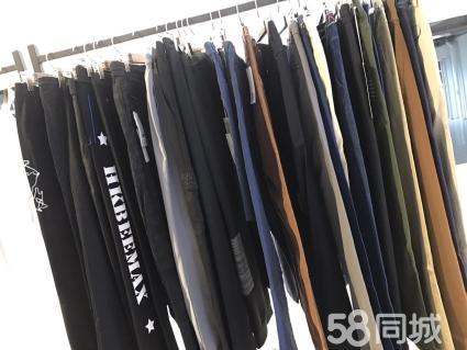 时尚男式休闲裤批发|男装批发