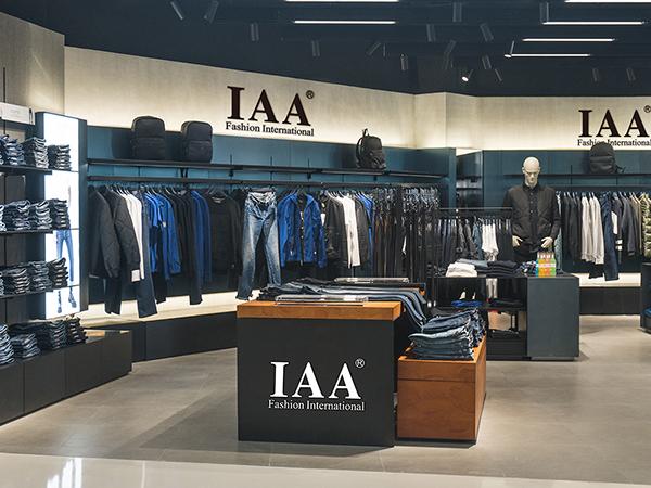 IAA店铺展示