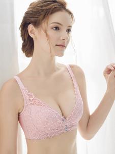 玫瑰春天新款气质蕾丝内衣