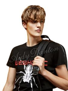 爱迪丹顿新款短袖T恤