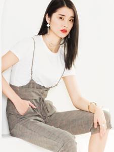 布根香女装18时尚背带裤