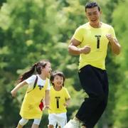 久久JOJO童装 | 刘畊宏,用陪伴给小泡芙最快乐的童年时光!