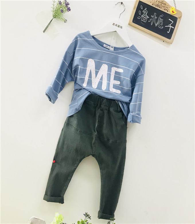 洛栀子童装T恤供应童装供应