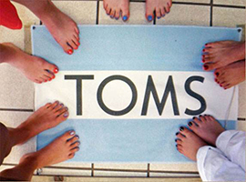 Toms陷入债务危机面临破产风险 欲转型电商艰难求生