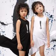 久久JOJO童装 | 夏天穿黑色热还是白色热?