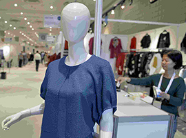 5月纺织品服装出口下降8.3%  呈持续下降状态
