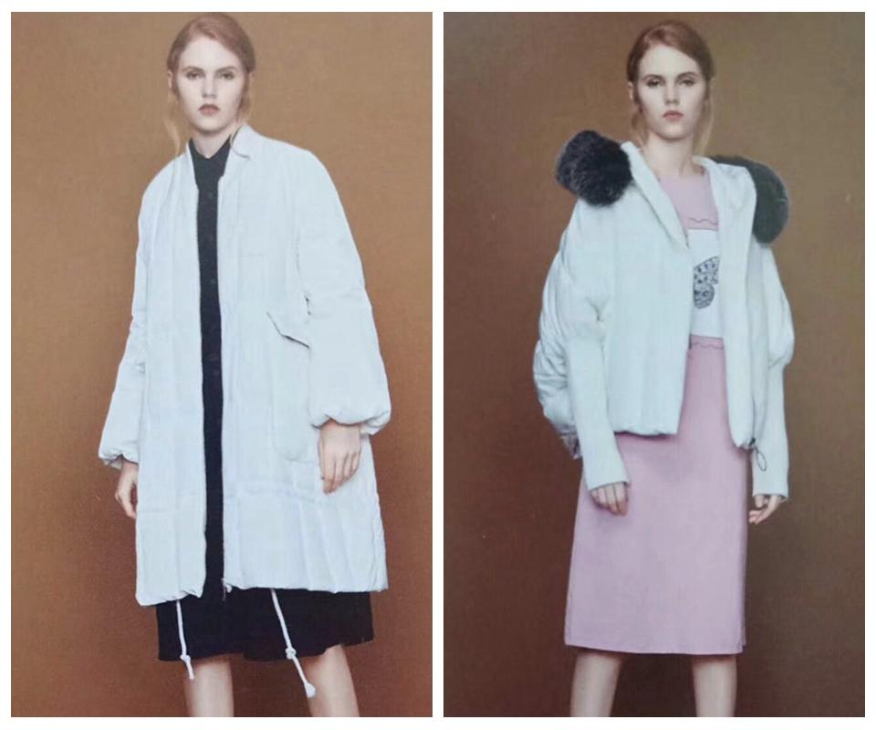 唯弋visvioco欧洲时尚冬装品牌折扣女装批发女装批发