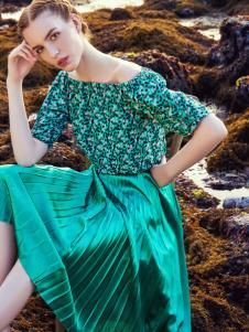 oritick奥伦提18清新绿色简约套装