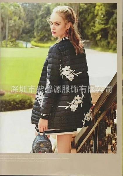 紫馨源品牌女装尾货诠释折扣女装尾货货源直销