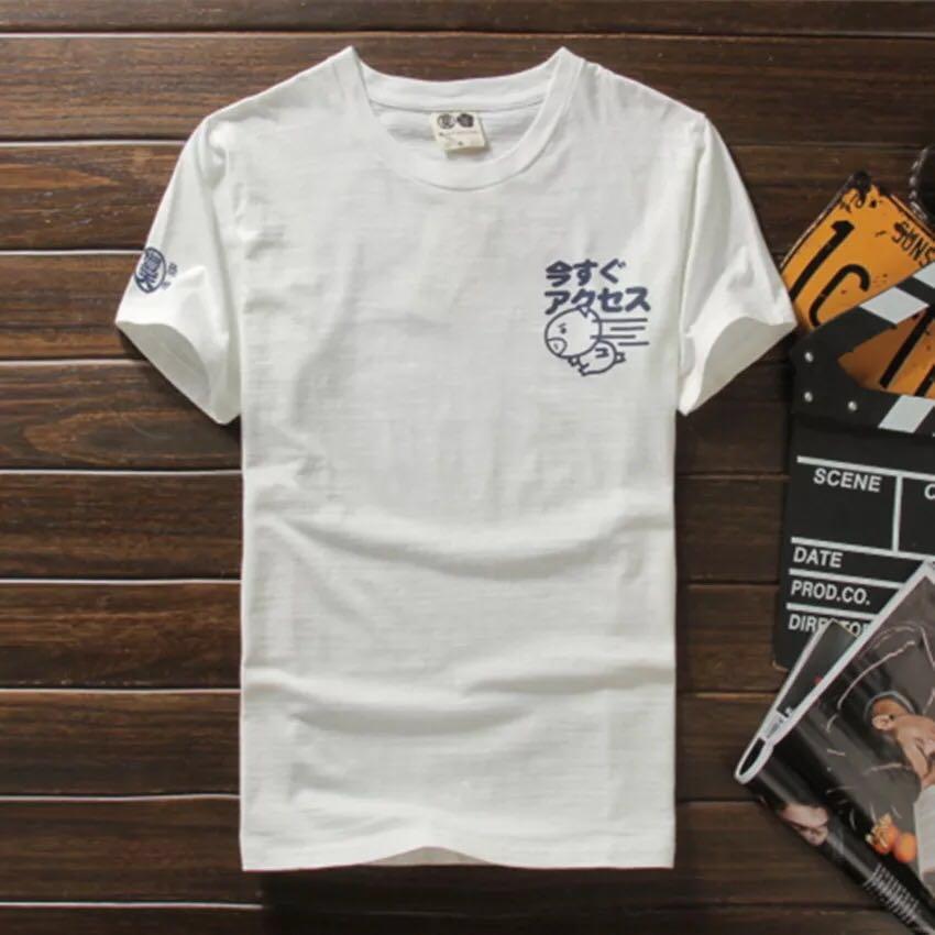 时尚男式T恤尾货供应男装供应