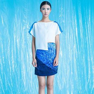TNC GROUP女装优雅而前卫将印花元素与现代简约结合在一起TNC GROUP女装招商