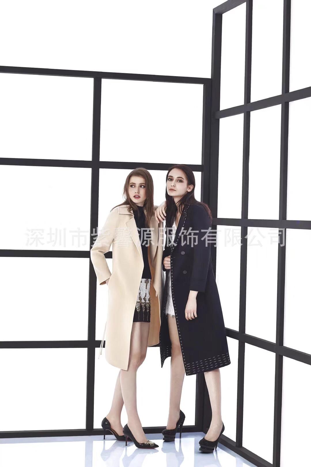 慧之芳品牌女装大衣|女装供应