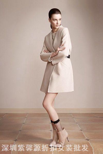 紫馨源服饰折扣女装批发 女装批发