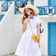 十八淑女坊女装2018夏季度假风你get了吗