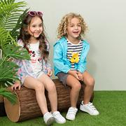 迪士尼宝宝童装  用服饰装扮孩子快乐的童年