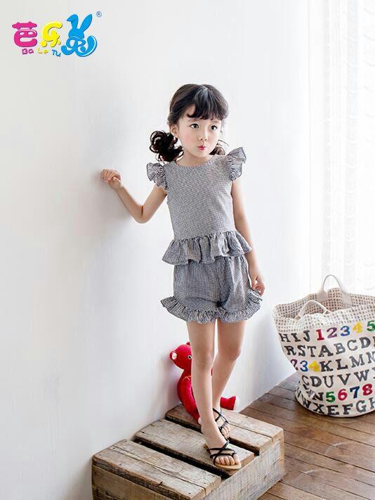 芭乐兔童装品牌为了让每个孩子享有健康快乐童年芭乐兔童装招商