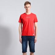 夏季男装T恤应该怎么搭配 恩咖UNKUT男装新品上新