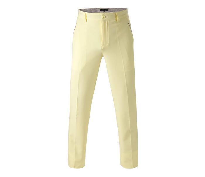 男士高爾夫運動長褲運動裝供應