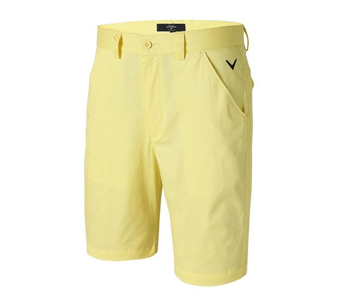 品质好的高尔夫男装运动短裤运动装供应