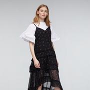 玛革诺施MAGANOUS女装,给你不一样的黑白搭配