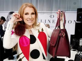 席琳・迪翁(Celine Dion)开了天猫店卖手袋配饰(图)