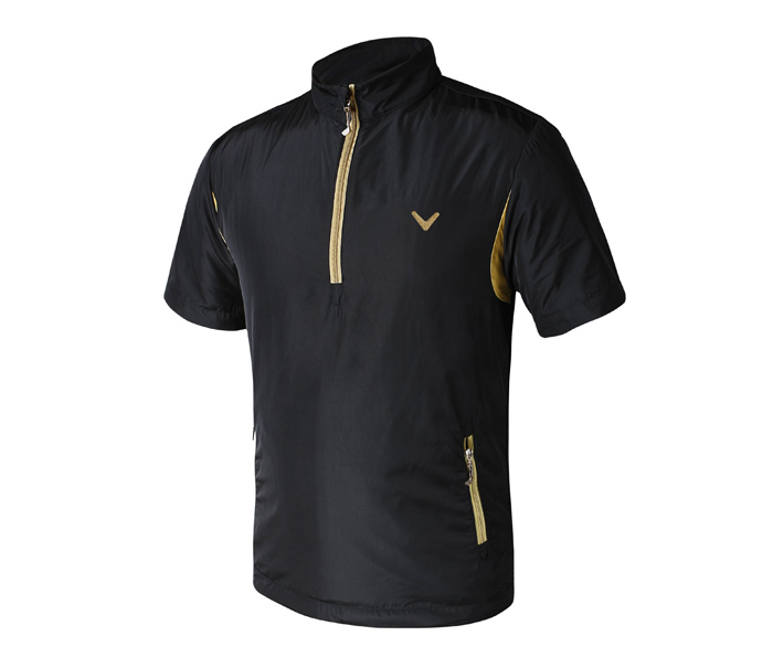 优惠的高尔夫运动男装T恤运动装供应