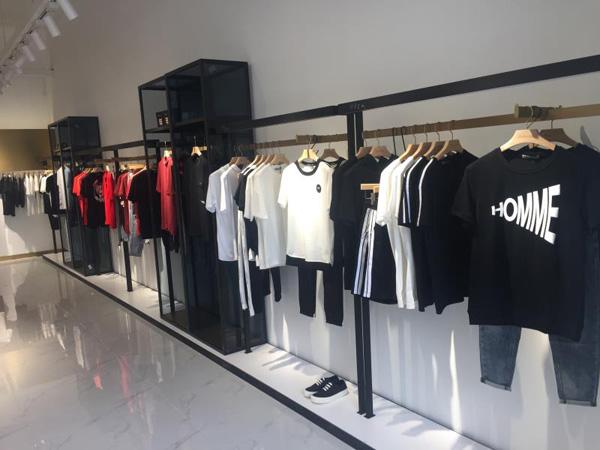 99cm快时尚男装品牌实体店
