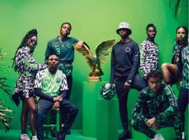 微观世界杯:来自已出局的尼日利亚的时尚暴击