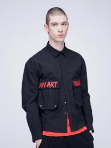 99cm新款黑色长袖外套