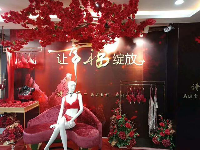 热烈祝贺诗曼芬<a href='http://news.china-ef.com/list-86-1.html'  style='text-decoration:underline;'  target='_blank'>内衣</a>新品发布会圆满收官!