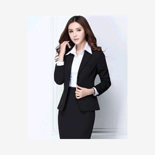 女式职业装定制,选满尚服装