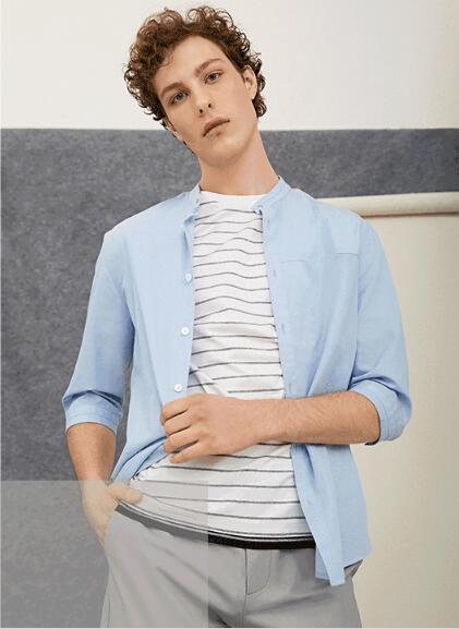 思莱德时尚有型POLO衫
