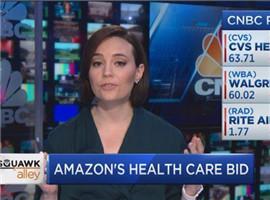 遭殃!八家公司市值因亚马逊蒸发了175亿美元
