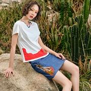 祝贺特色民族风女装印巴文化海滨城店开业大吉!