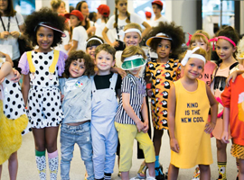 """Pitti系""的童装展如何成为业内最重要的展会之一"
